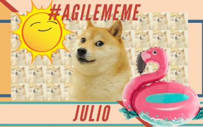 #AgileMeme julio'19