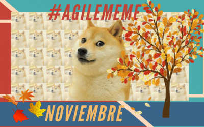 #AgileMeme noviembre'19