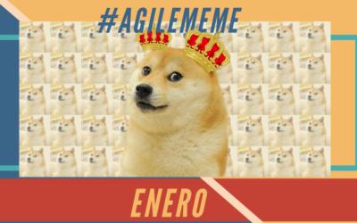 #AgileMeme enero '20
