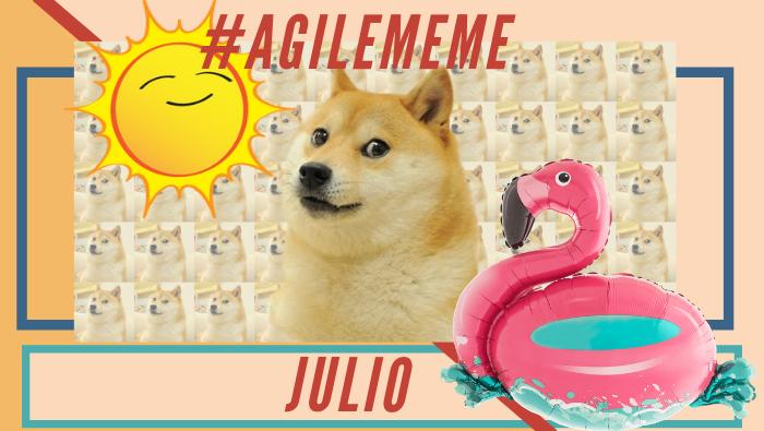 #AgileMeme julio '20