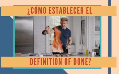 Definition Of Done al Horno con Patatas