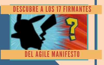 ¿Quién es Quién del Agile Manifesto?